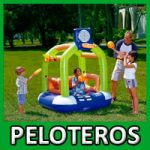 Peloteros Saltarines Inflables