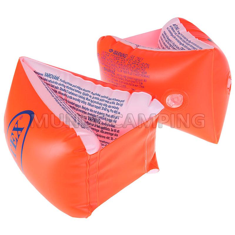Bracitos inflables salvavidas intex ni os mundo camping for Piletas infantiles intex