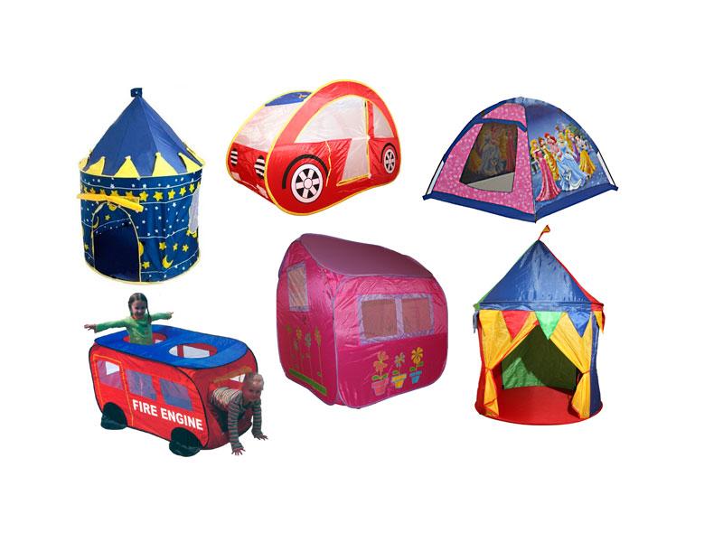 Carpas infantiles mundo camping for Piletas infantiles intex