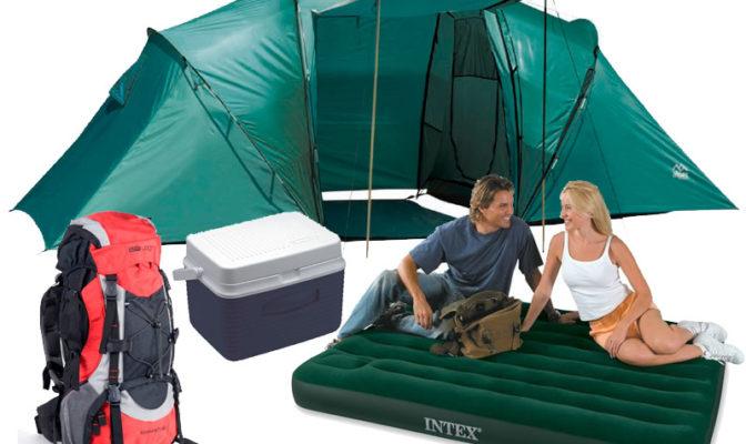 Catalogo Productos Camping MUNDOCAMPING