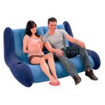 Sillon Inflable Intex Doble con Respaldo
