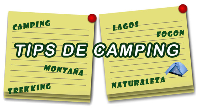 Tips de Camping