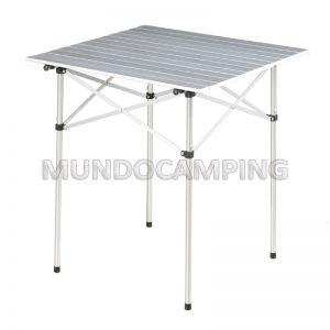 Mesa de aluminio plegable camping mundo camping for Mesas de camping plegables baratas