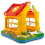 Pileta Inflable Intex Infantil Casita